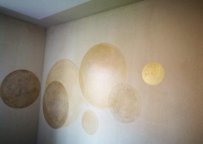 Decorazione con sfere