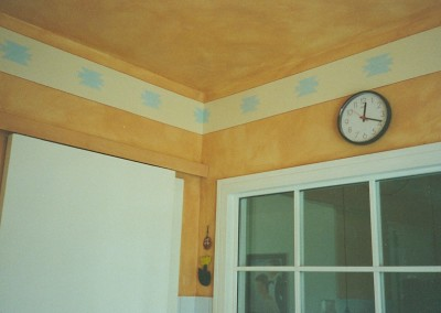 idropittura traspirante per cucine e decorazione
