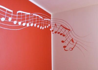 stanza musicale