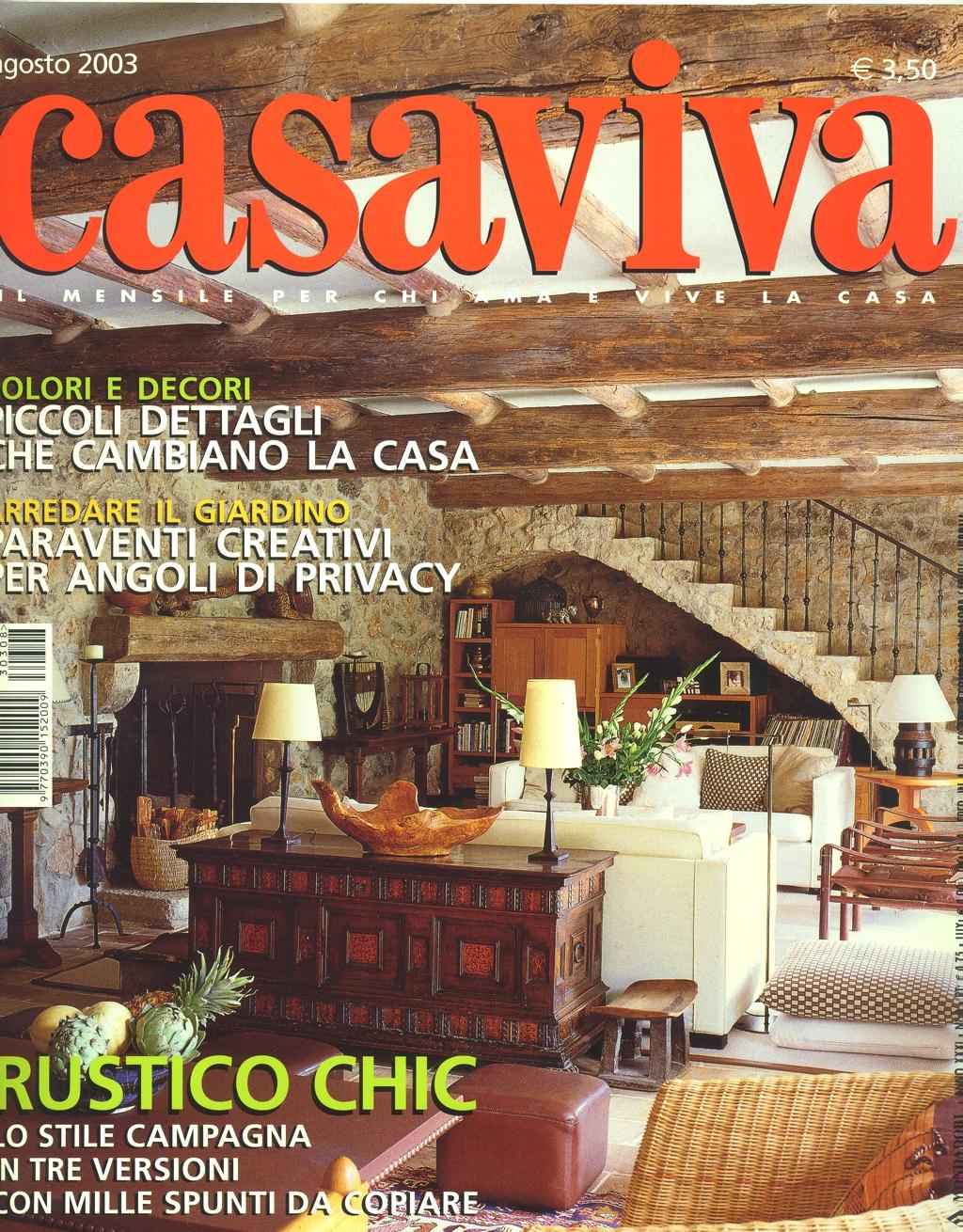2003 Casa Viva