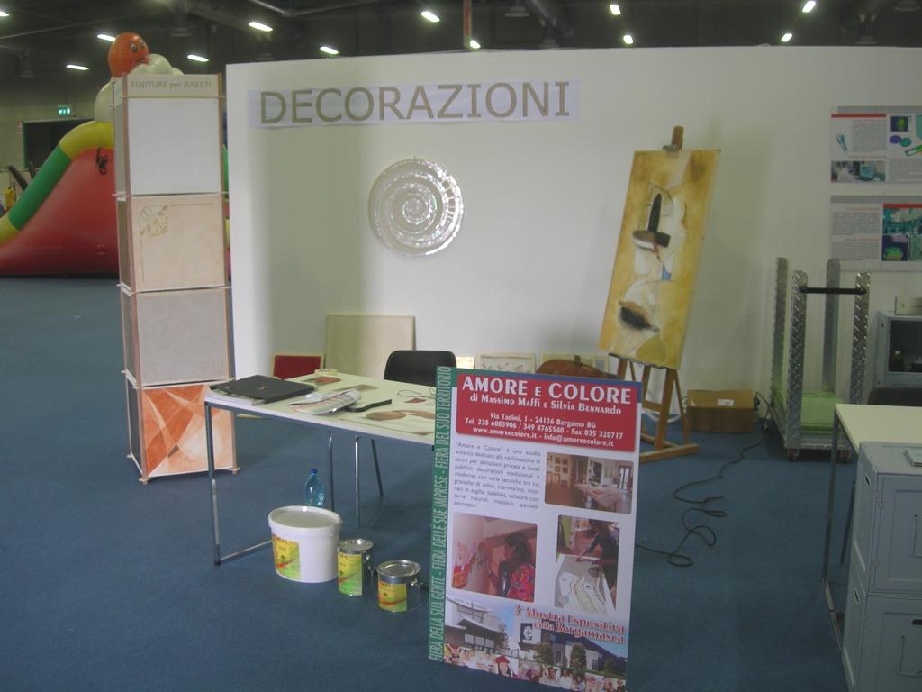 2009 Esposizione della Bergamasca Fiera di BG