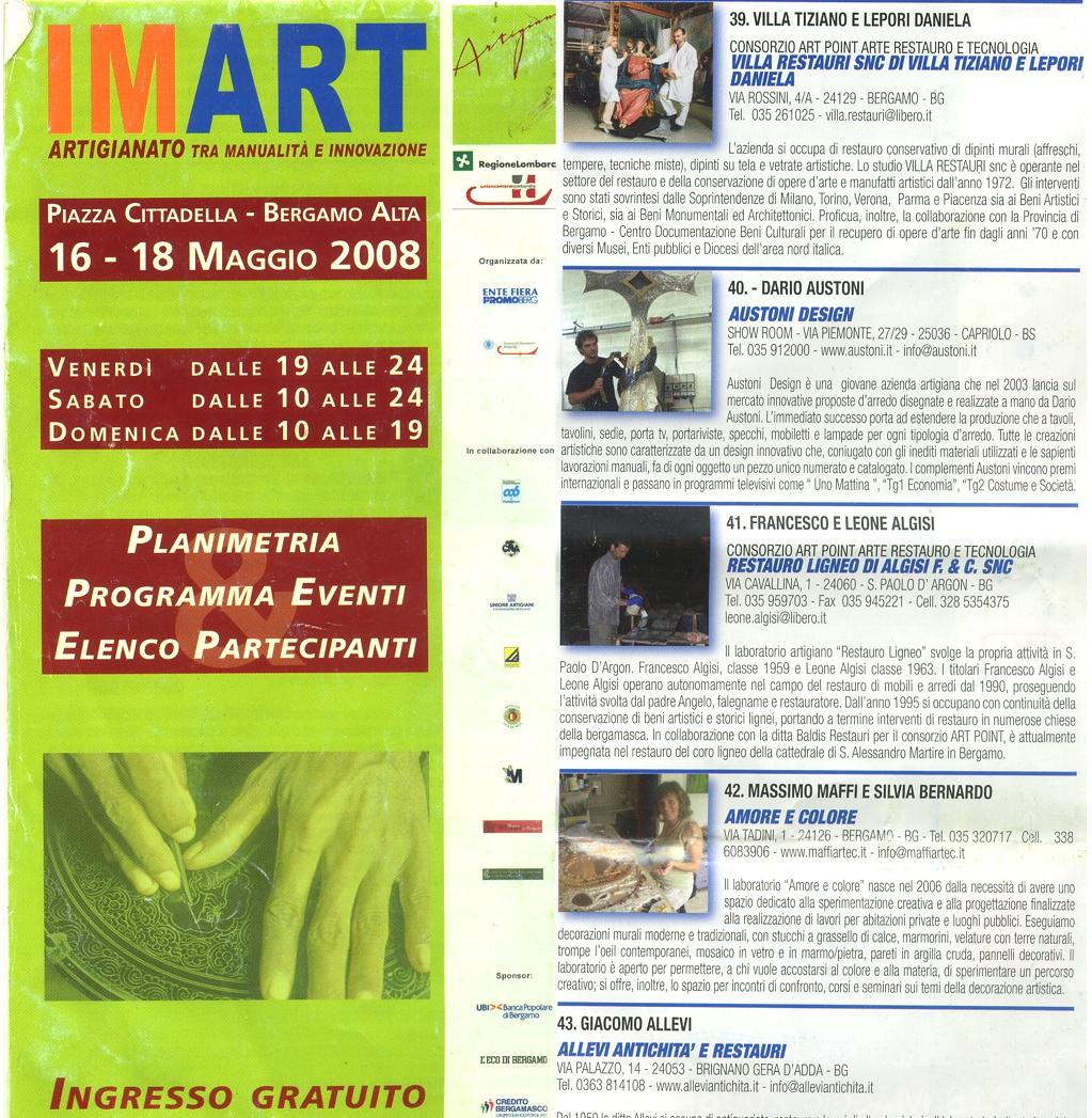 2008 Imart BG