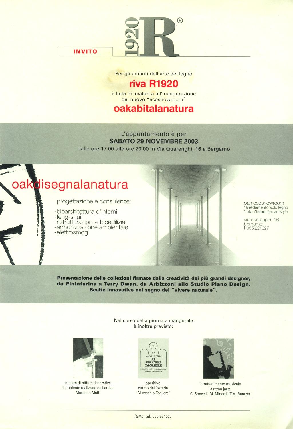 2003 Oak Riva